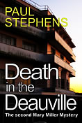 Death in the Deauville book cover